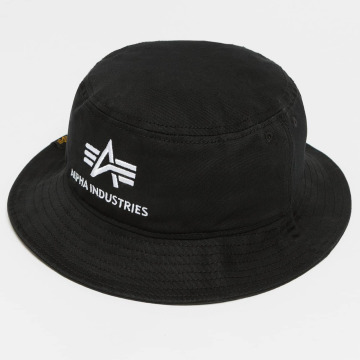 Alpha Industries Hut Bucket schwarz