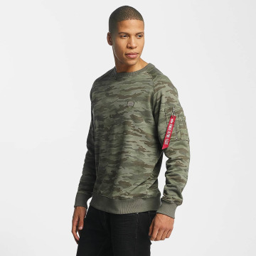 Alpha Industries Jersey X-Fit camuflaje