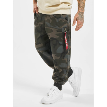 Alpha Industries Jogginghose X-Fit Cargo camouflage