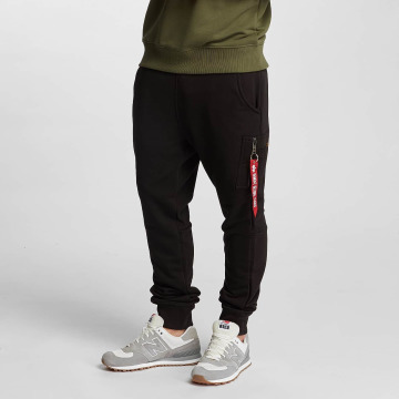Alpha industries jogginghose schwarz