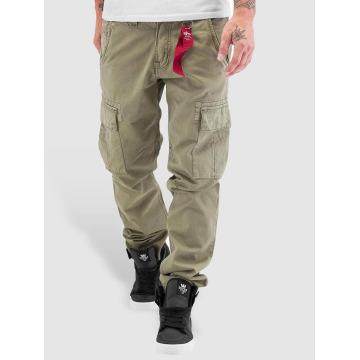 Alpha Industries Pantalon cargo Agent olive
