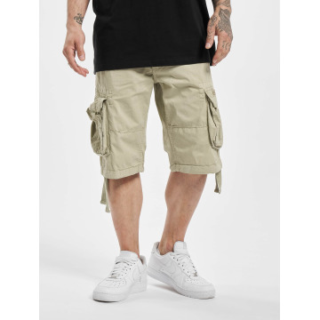 Alpha Industries Short Jet beige