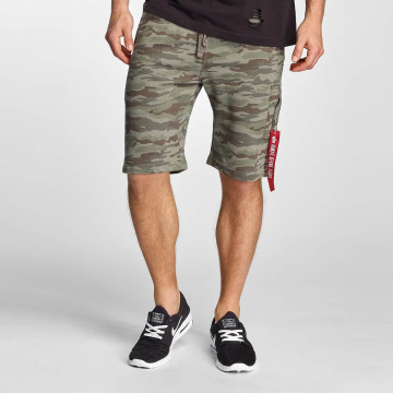 Alpha Industries Short X-Fit Cargo camouflage