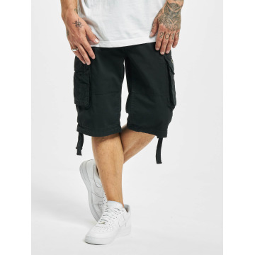 Alpha Industries Shorts Jet svart