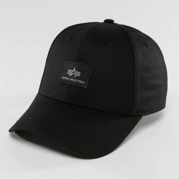 Alpha Industries Snapback Cap X-Fit II black