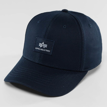 Alpha Industries Snapback Cap X-Fit II blue