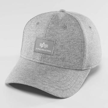 Alpha Industries Snapback Caps X-Fit II grå