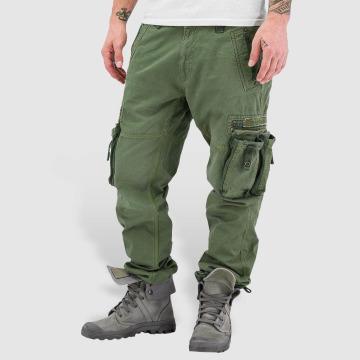 Alpha Industries Spodnie Chino/Cargo Tough oliwkowy