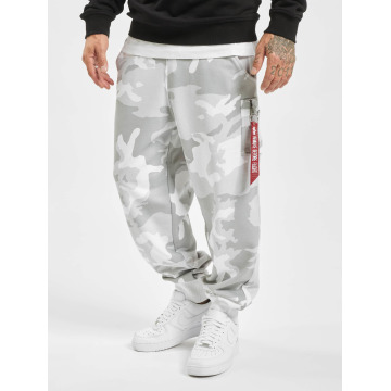 Alpha Industries Sweat Pant X-Fit white
