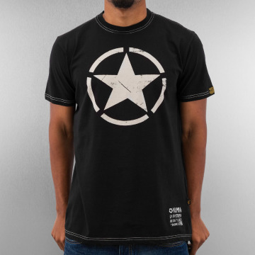 Alpha Industries T-paidat Star musta