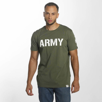 Alpha Industries T-paidat Army oliivi