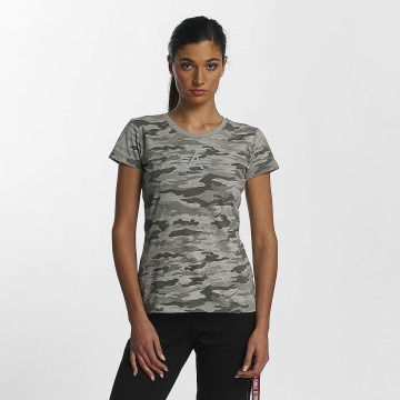 Alpha Industries T-Shirt Basic T Wmn grau