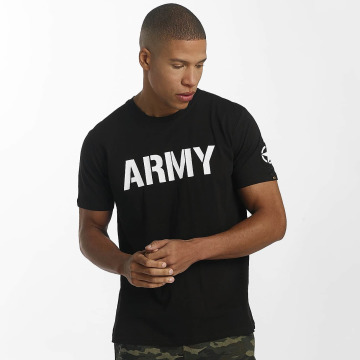 Alpha Industries T-Shirt Army schwarz