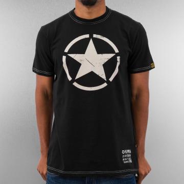 Alpha Industries T-shirt Star svart