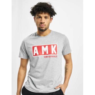 AMK T-Shirt Original Classic grau