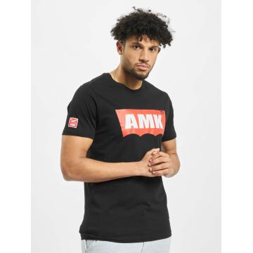AMK T-Shirt Original Waves schwarz
