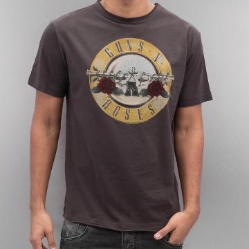 Amplified Футболка Guns & Roses Drum серый