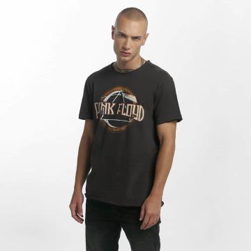 Amplified Camiseta Pink Floyd On The Run gris