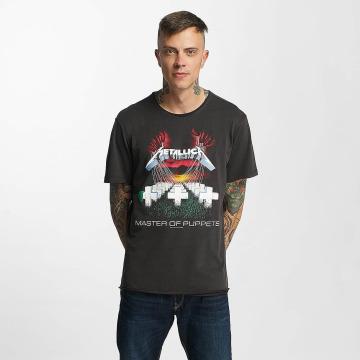 Amplified T-paidat Metallica MOP harmaa
