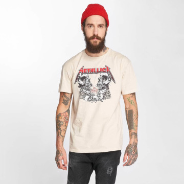 Amplified t-shirt Metallica Birth School beige