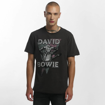 Amplified T-Shirt David Bowie Look Into My Eyes grau