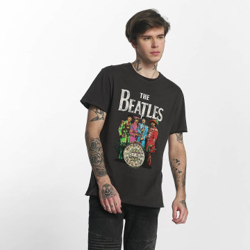 Amplified T-shirt The Beatles Sgt Pepper grigio