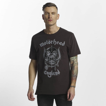 Amplified T-shirt Motorhead grigio