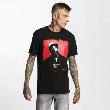 Amplified T-shirt Snoop Dogg - Red Square nero
