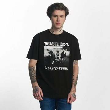 Amplified T-shirt Beastie Boys Check Your Head nero