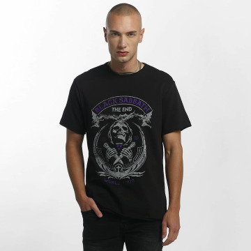 Amplified T-shirt Black Sabbath The End nero
