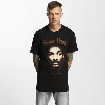 Amplified T-Shirt Snoop Dogg - Dogfather schwarz