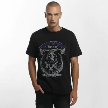 Amplified T-Shirt Black Sabbath The End schwarz