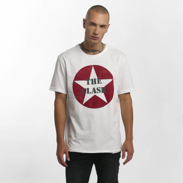 Amplified t-shirt The Clash Star Logo wit