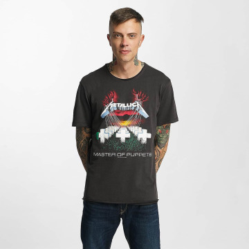 Amplified T-shirts Metallica MOP grå