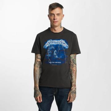 Amplified T-shirts Metallica Ride The Light grå