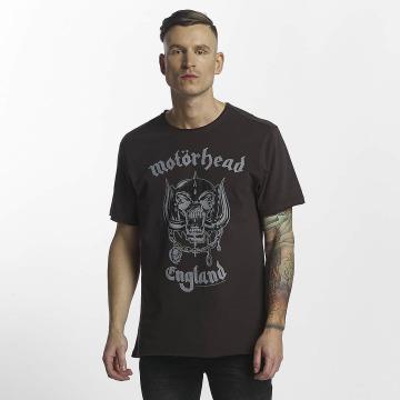 Amplified T-skjorter Motorhead grå