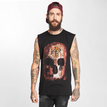 Amplified Tank Tops Slayer World Sacrifice Tour 1988 black