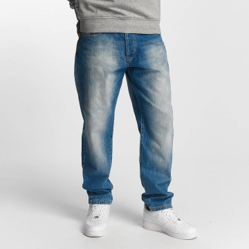 Amstaff Jeans a carota Gecco blu