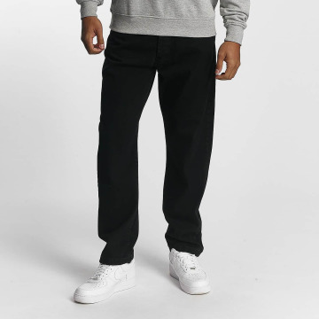 Amstaff Jeans a carota Gecco nero