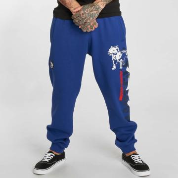 Amstaff joggingbroek Digon blauw