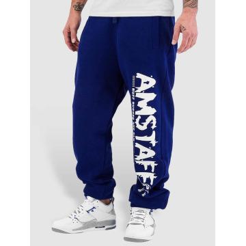 Amstaff Joggingbukser Blade blå