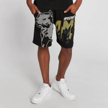 Amstaff Pantalón cortos Condur negro
