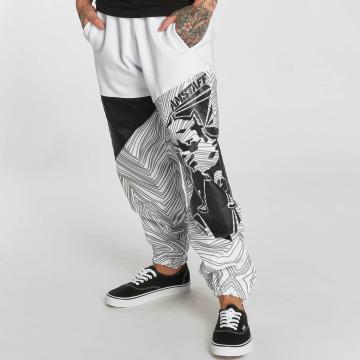 Amstaff Pantalone ginnico Vantu bianco