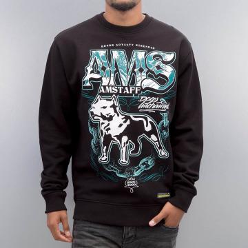 Amstaff Pullover Daban schwarz