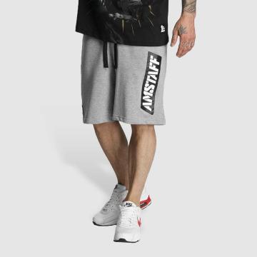 Amstaff Shorts Derron grau