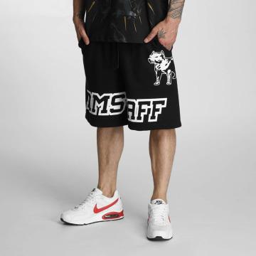 Amstaff shorts Hokus zwart