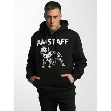 Amstaff Sweat capuche Logo noir