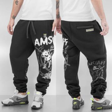 Amstaff Sweat Pant Renars black