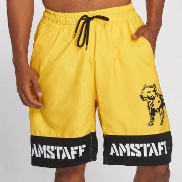 Amstaff Swim shorts Tison yellow