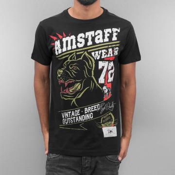 Amstaff T-Shirt Emperor black